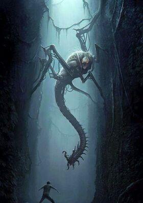 Silent Garden Monster