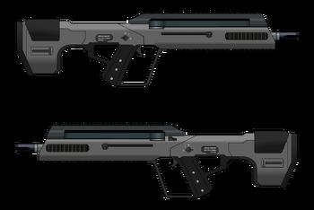 M2A Carbine 2