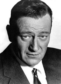 John Wayne - still portrait