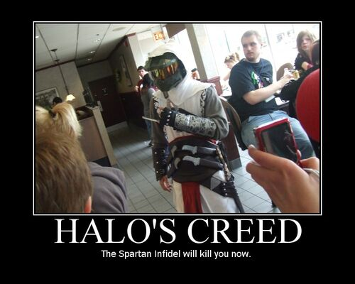 Halo s Creed by scottishghost55