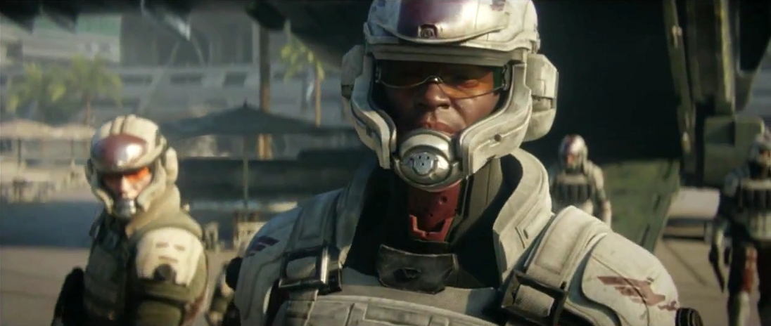 Image - UNSC Marine - Halo 4 - Cinematic.png | Halo Fanon ...
