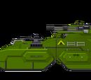 M824 Panther Close Assault Vehicle