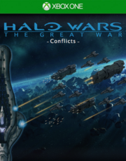 Halo Wars - The Great War - Conflicts expansion