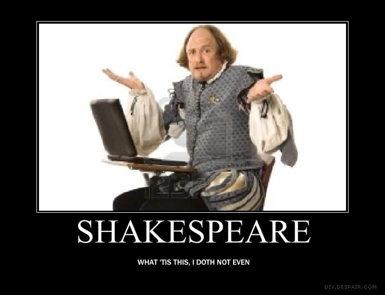 Meme - ShakespeareWTF