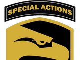 Special Actions and Airborne Reconnaissance