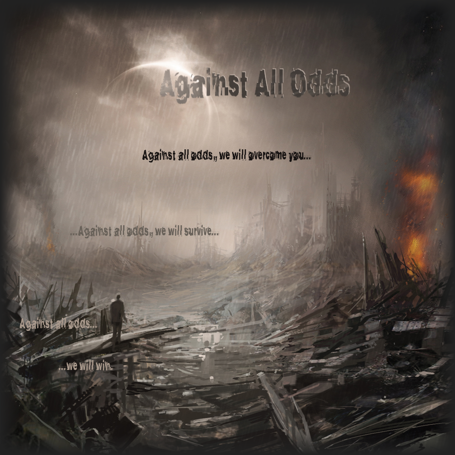 Against all odds essay
