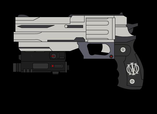 Cutsom Pistol