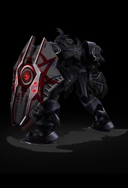 Shield a lv55