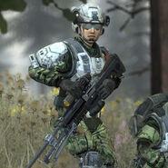 UNSC Marine Sniper