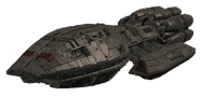 Pegasus-class Battlestar