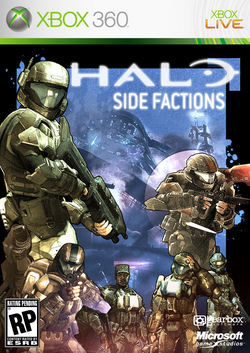 HALO 3 SIDE FACTIONS Cover Mk II