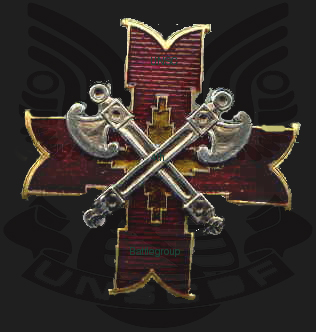 UNSC badge(4th)