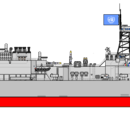 Melbourne-class Destroyer