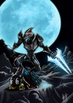 Legend of the Blood Reaver