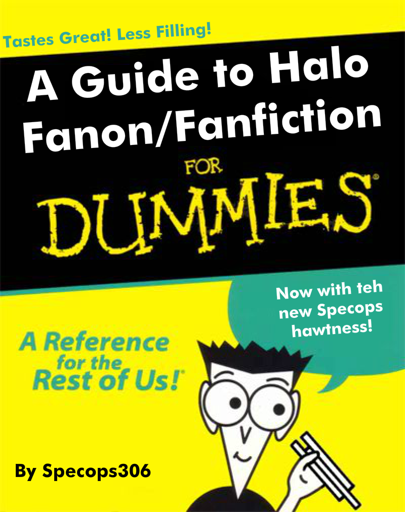 Morhek's Guide to Fanon and Fanfiction | Halo Fanon | FANDOM powered