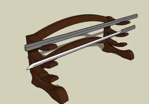 Shephard sword