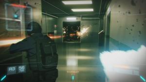 DisTide LOGH Hallway Firefight