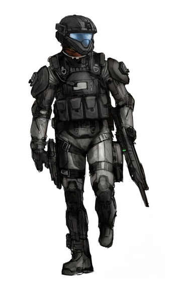M61 Series Body Armor Halo Fanon Fandom
