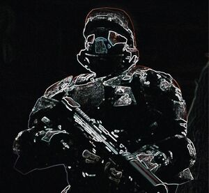 RelentlessRecusant ODST Inverted Colors