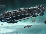 Pendragon-class Super Carrier