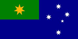 Flag of Australia - 2553