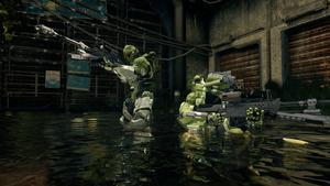 Sniper Team 5