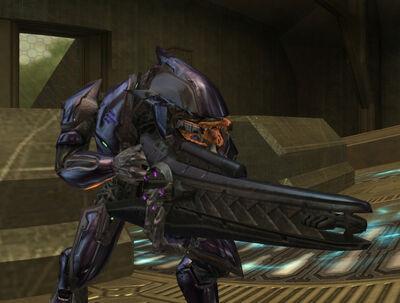 Spec-Ops Elite Beam Rifle
