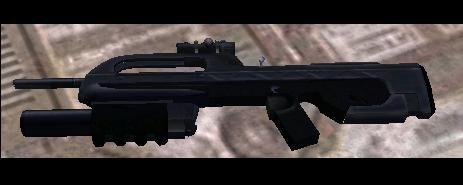 BR55-M45 Battle Rifle