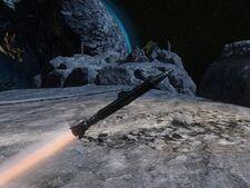 M79 MLRS rocket