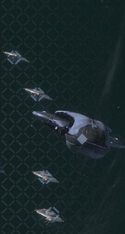 Covenant Carrier escort noble