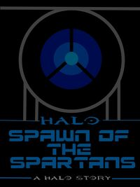 Halo Spawn of the Spartans Title