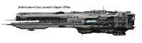 UNSC Deliverance-Class Assault Frigate-0