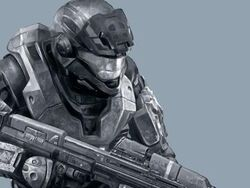 Halo Reach Main Character