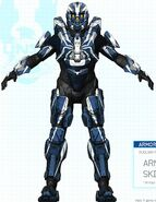 Halo 4 preorder bonus (Amazon CIO armor) - Copy