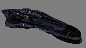 DOS-class Supercruiser