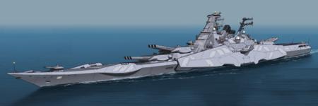 Amphibious Battleship