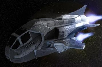 Peregrine-Class Fast Dropship