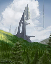 Forerunner tower