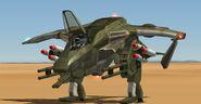 Sparrowhawk Landed