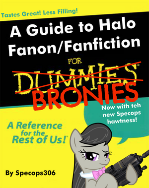 Morhek's Guide to Fanon and Fanfiction | Halo Fanon | FANDOM