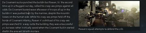 Reaver in the hood