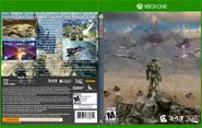 Halo Wars - The Great War open case