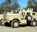 M77A-X Jaguar Armoured Personnel Carrier