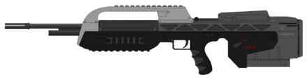 BR60 Battle Rifle