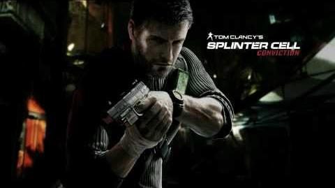 Tom Clancy's Splinter Cell Conviction OST - Main Theme Soundtrack