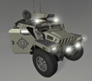 M19 Puma Light Reconnaissance Vehicle