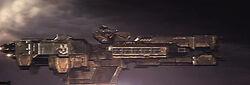 New frigate