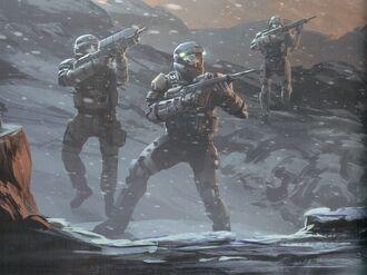 ODST Patrol