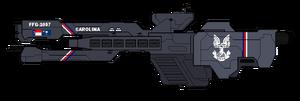 FFG-1057 Carolina