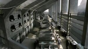 Beta Barracks